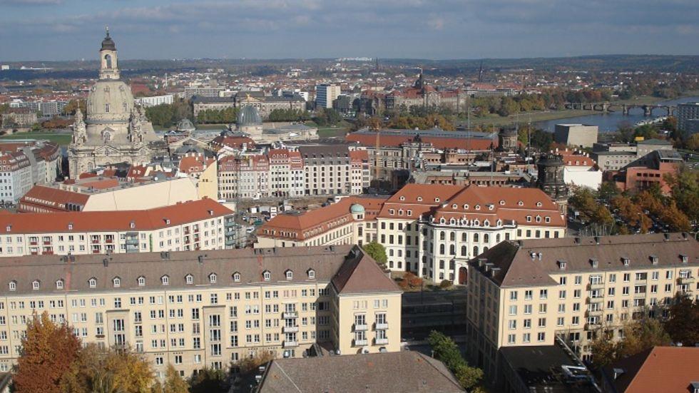 Dresden Hinkt In Sachen Einwohner Hinter Leipzig Her Radio Dresden