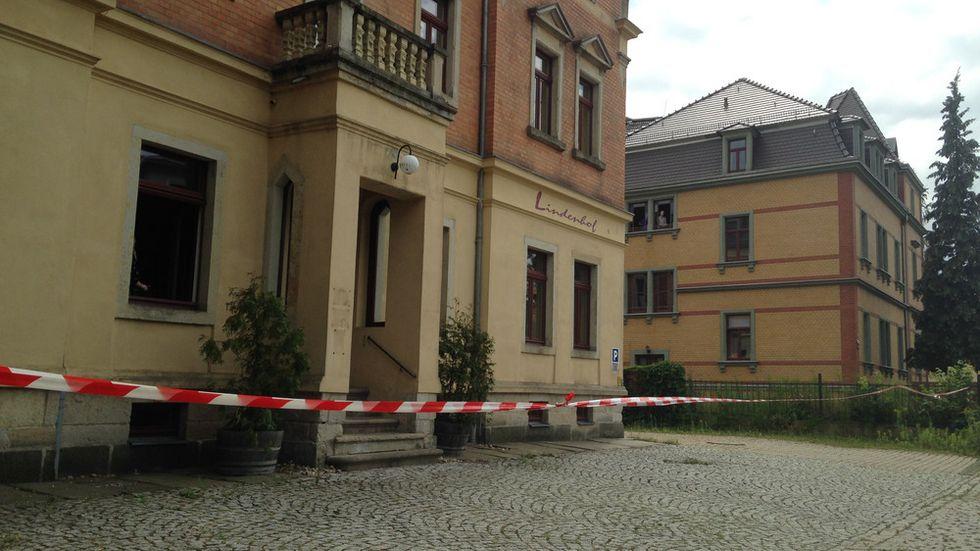 Der Lindenhof war mehrfach Ziel von Anschlägen (Foto: Archiv)