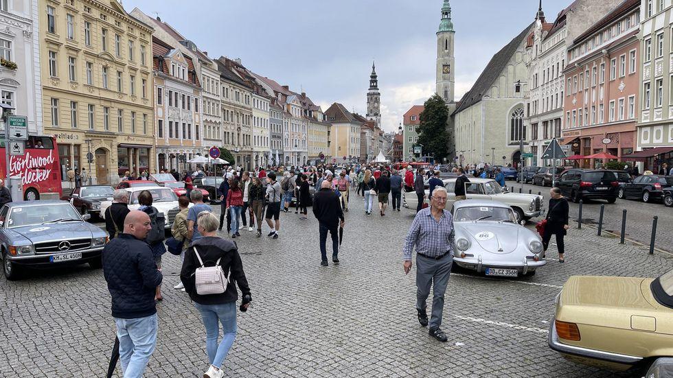 Zwischenstopp in Görlitz