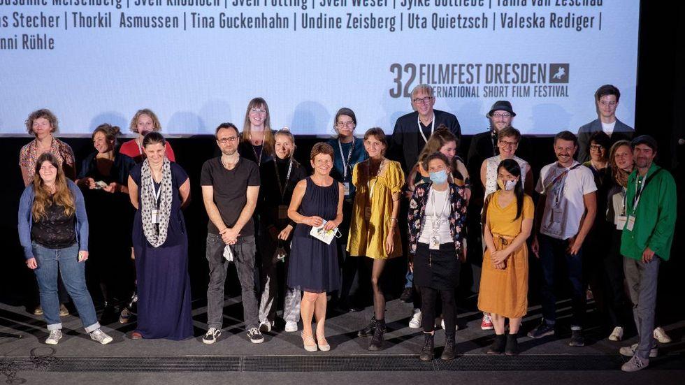 Team des 32. Filmfest Dresden