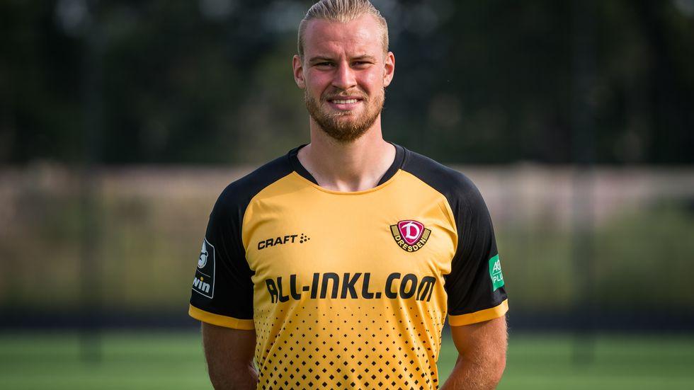 Der neue, alte Dynamo-Kapitän heißt Sebastian Mai.
