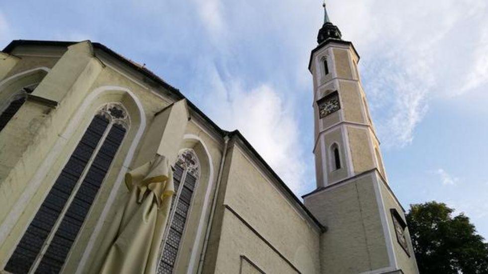 """Dreifaltigkeitskirche am Görlitzer Obermarkt - """"Klammer"""" für geistiges und materielles Kulturerbe der Stadt."""