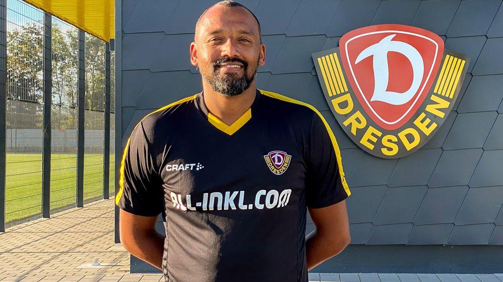 Dynamo neuer Co-Trainer Ferydoon Zandi