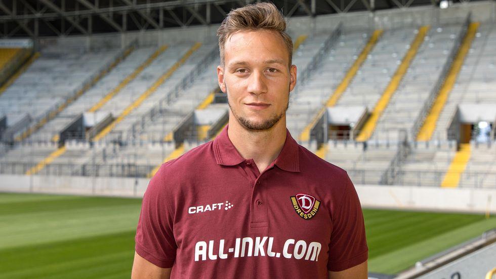 Tim Knipping wechselt aus Regensburg zu Dynamo
