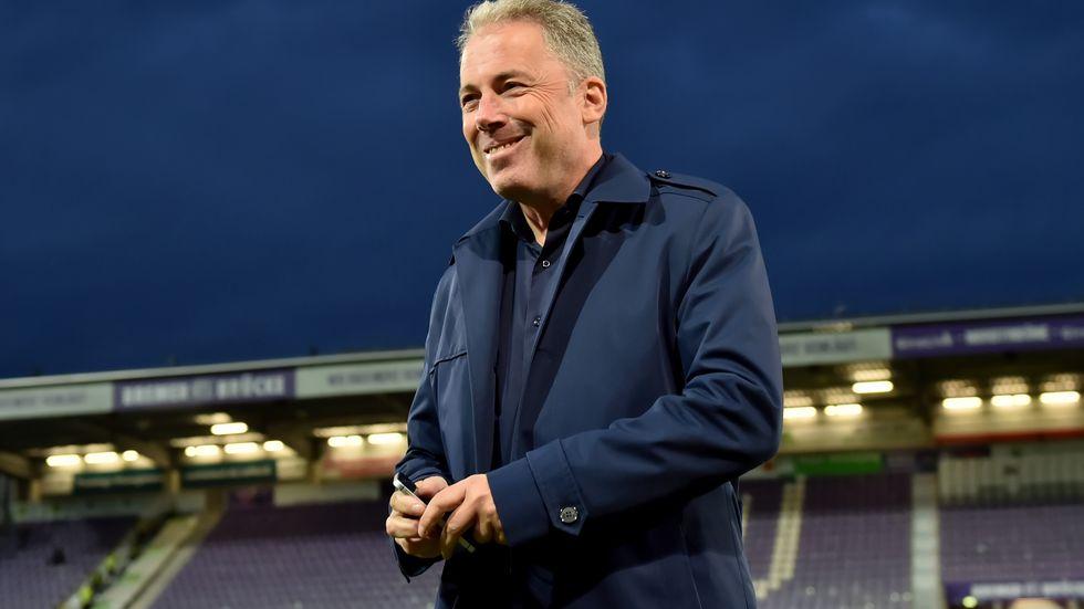 Jürgen Wehlend ist neuer Dynamo-Chef