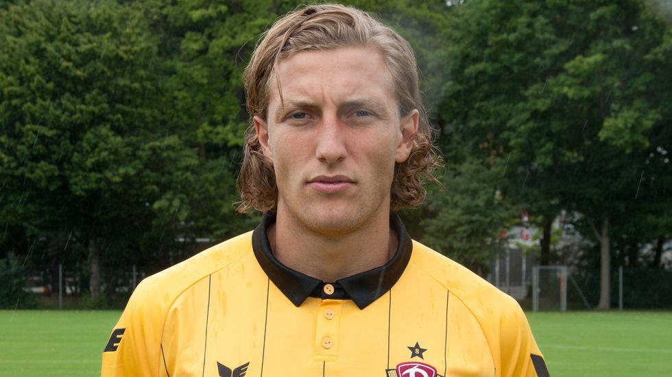 Ey-Dynamo-Kapitän Michael Hefele hat das Ende seiner aktiven Fußballerkarriere bekanntgegeben. (Archivbild)