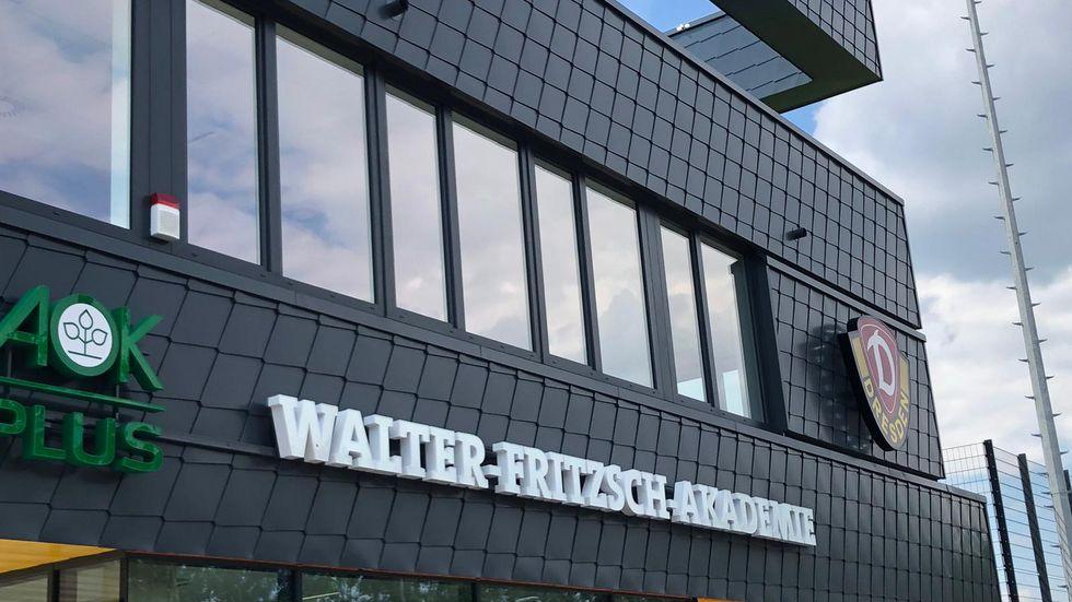 Die Walter-Fritzsch-Akademie am Messegelände