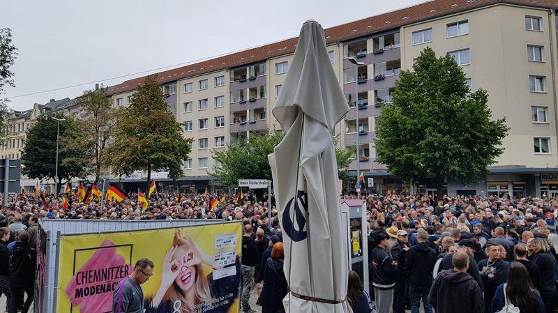 Demo Dresden Live Ticker