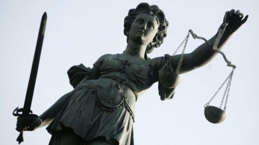 Symboldbild Justizia