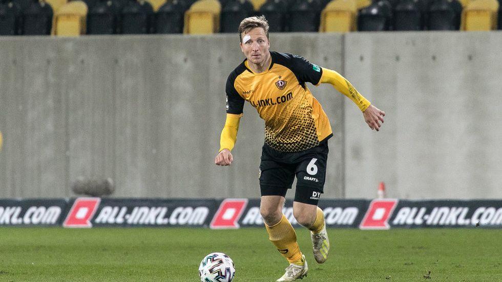 Dynamo plant vorerst Routinier Marco Hartmann