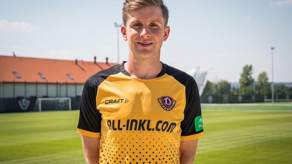 Dynamo-Neuzugang Patrick Weihrauch