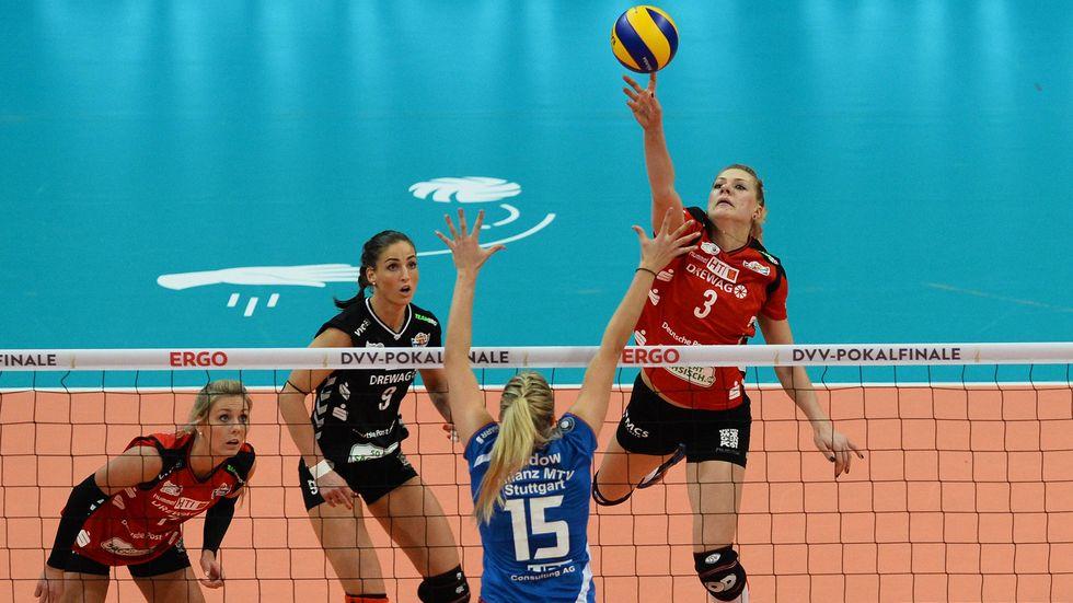 Kristina Kicka kehrt zum DSC nach Dresden zurück