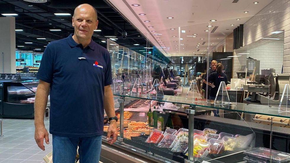 Simmel-Chef Peter Simmel.