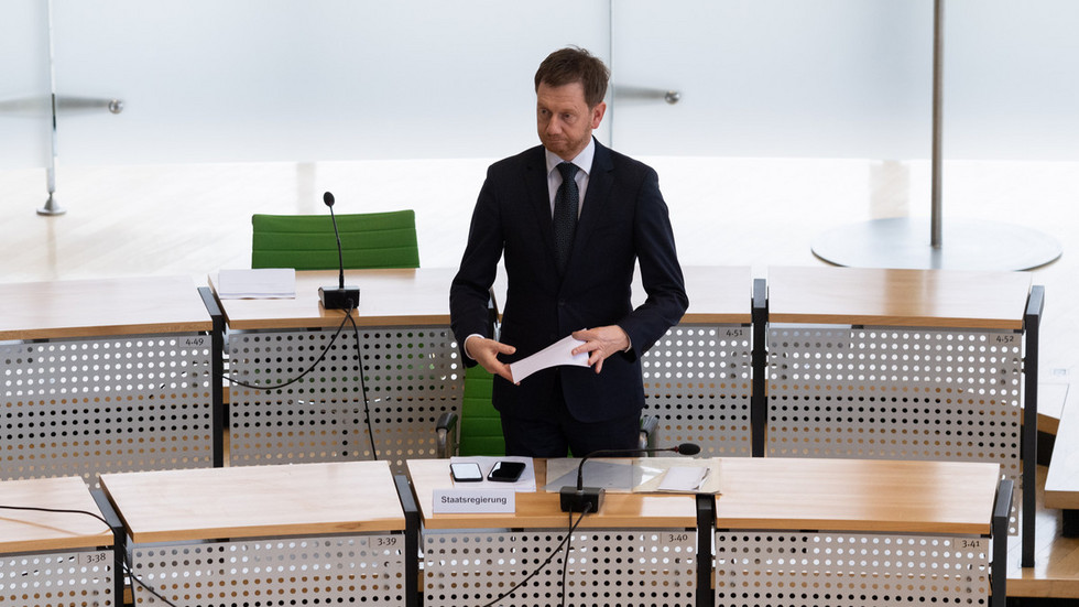 Sachsens Ministerpräsident Kretschmer will die Testpflicht lockern