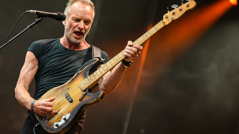 Sting kommt 2020 zu den Musikfestspielen. (Foto: Archiv/dpa)